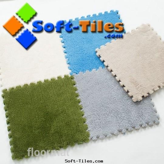 Luxurious Carpet Tiles