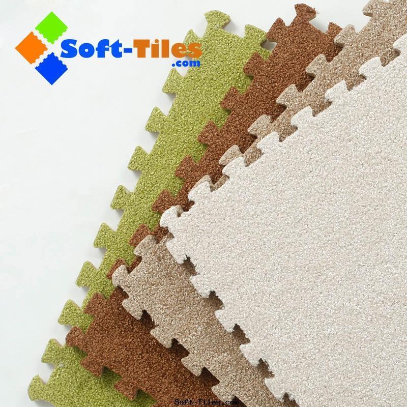 Luxurious Carpet and Tiles short hair