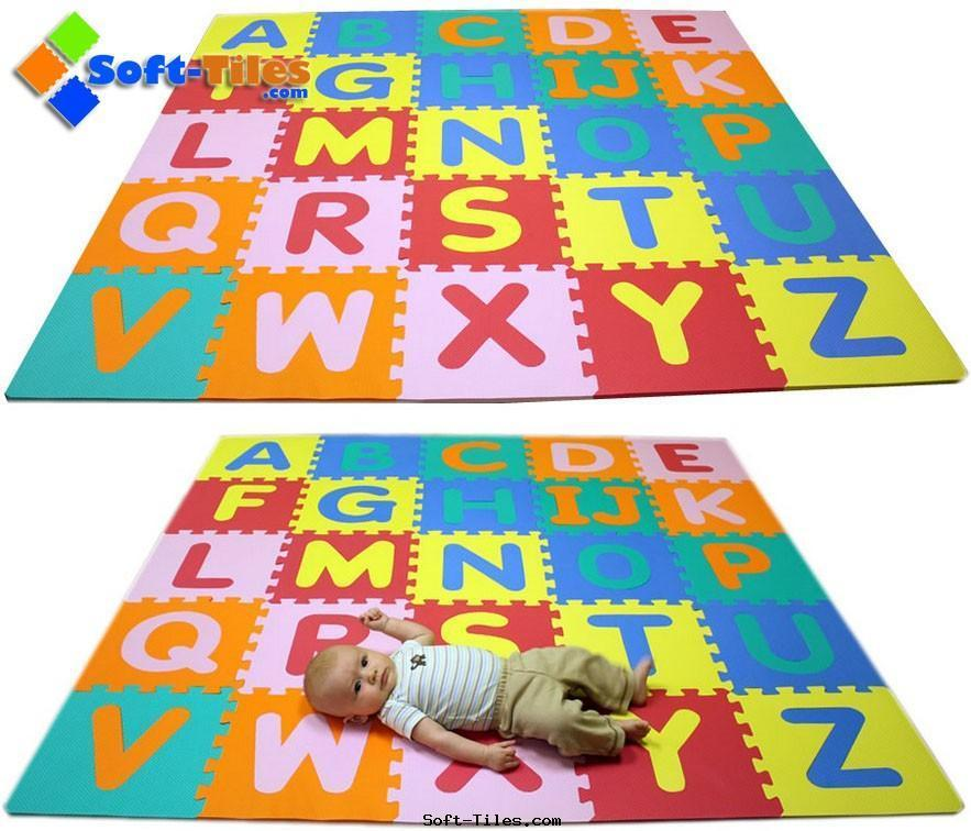 Baby ABC Alphabet Playmat