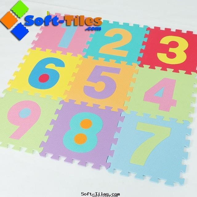 Number mats,numbers mat,number mat,jigsaw puzzle
