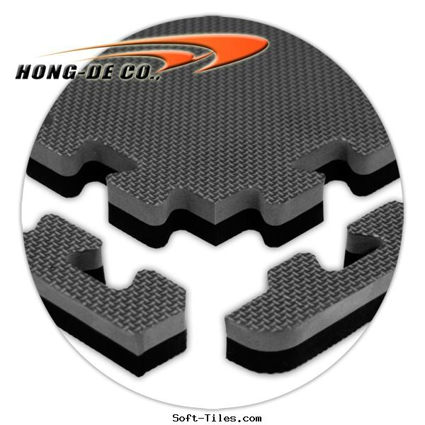 Reversible Gym Floor Foam Mat 20,25,30,40mm