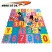 Discount children playmat with alphabet in numbers
